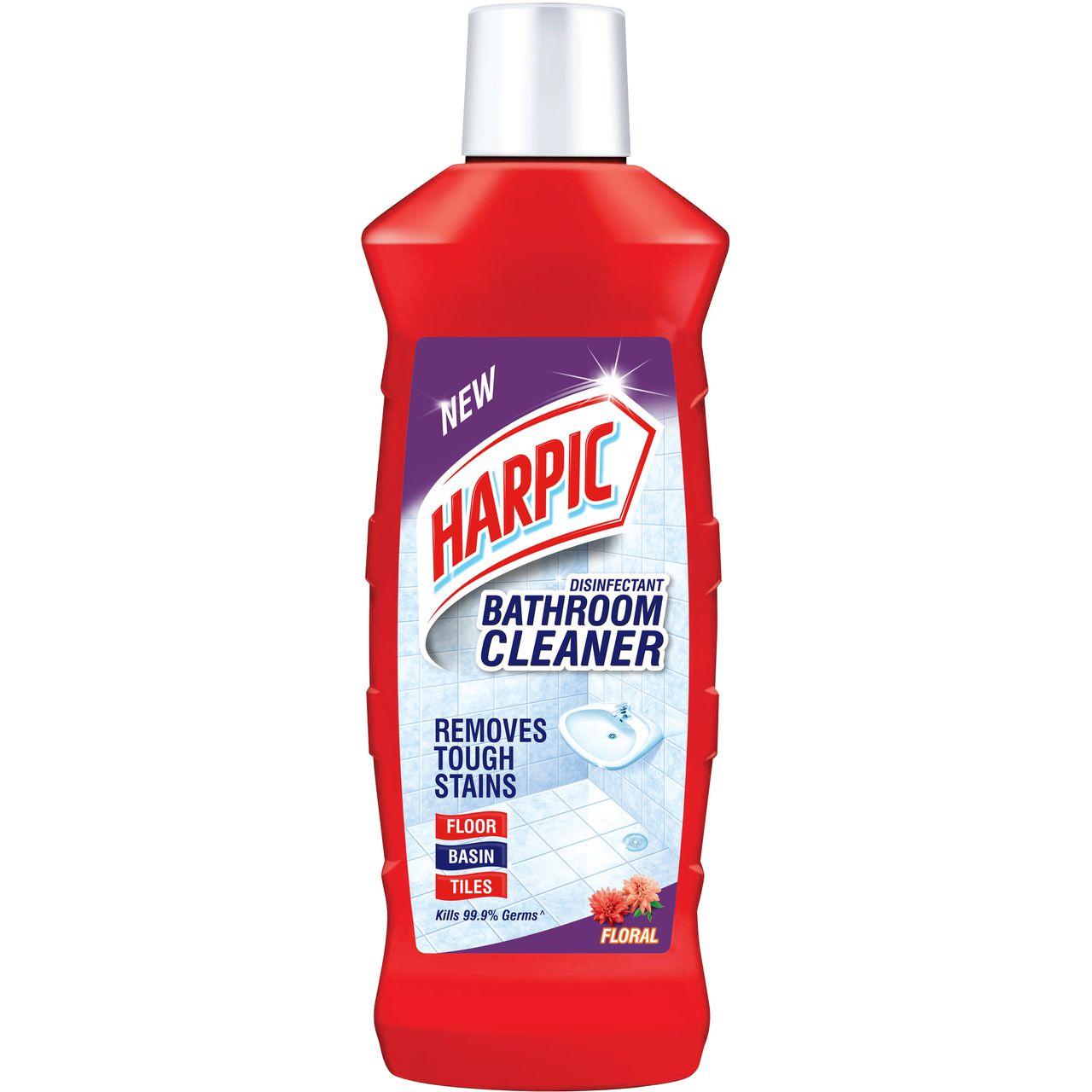 Bathroom Cleaner   Harpic Bathroom Cleaner
