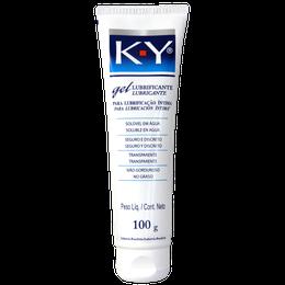 K-Y ®  GEL LUBRICANTE 100G
