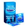 Durex Preservativos Natural XL 12 unidades