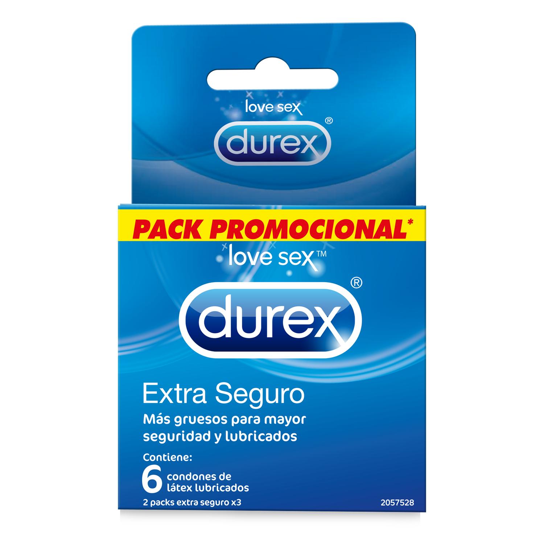 Durex Extra Seguro Promotional