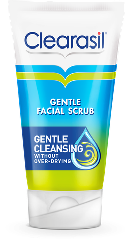 Clearasil® Gentle Facial Scrub