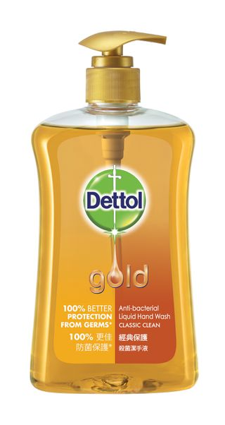 Dettol Gold Hand Wash