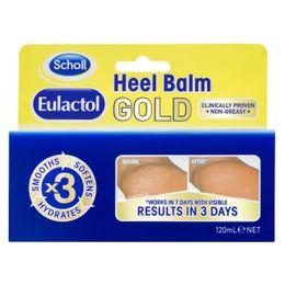 Scholl Eulactol Heel Balm Gold