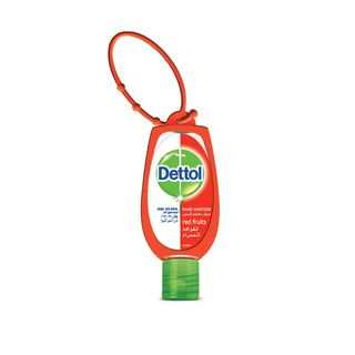 Dettol Hand Sanitizer Red Fruits 50ml