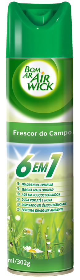 Aerossol Frescor do Campo 360ml