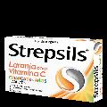 Strepsils Laranja com vitamina C