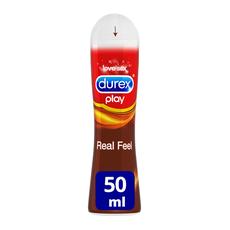 Durex Play Lubricante Real Feel 50 ml