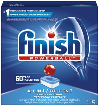 Finish® All In 1™ Tabs Fresh Scent