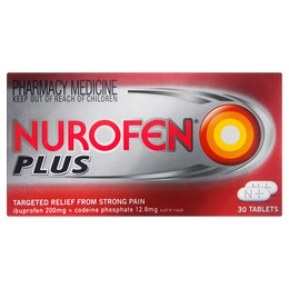 Nurofen Plus Tablets 30s