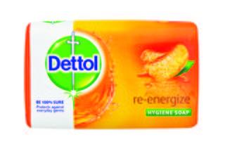 Dettol Hygiene Soap Re-energize