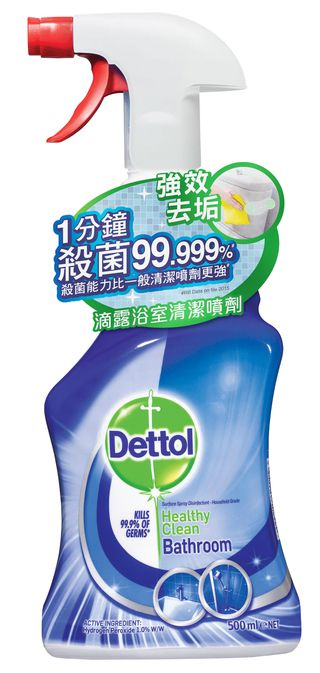 Dettol Bathroom Cleanser Trigger