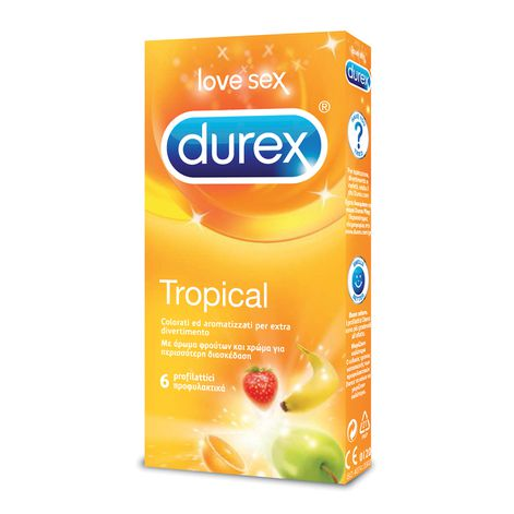 Tropical (6 Pz.)
