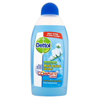 Dettol 4in1 Disinfectant Multi Action Cleaner - Cotton Breeze
