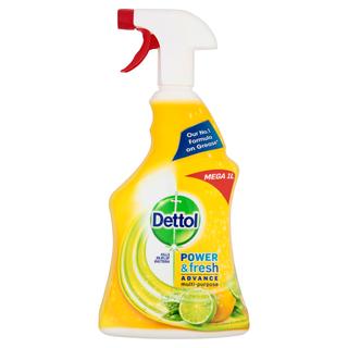 Dettol Power & Fresh Citrus 1000ml