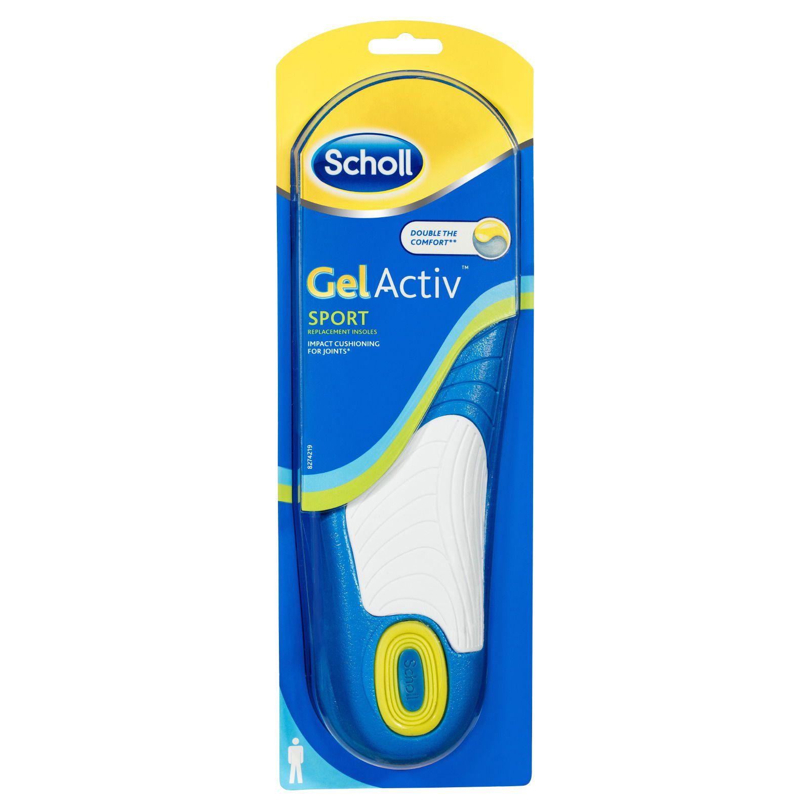 Gelactiv® Sports Insoles for Men