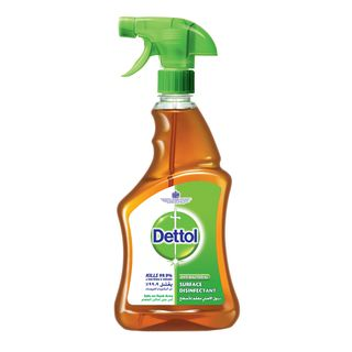 Dettol Anti-Bacterial Disinfectant Cleaner Trigger - Dettol ASL Brown Liquid Original Trigger