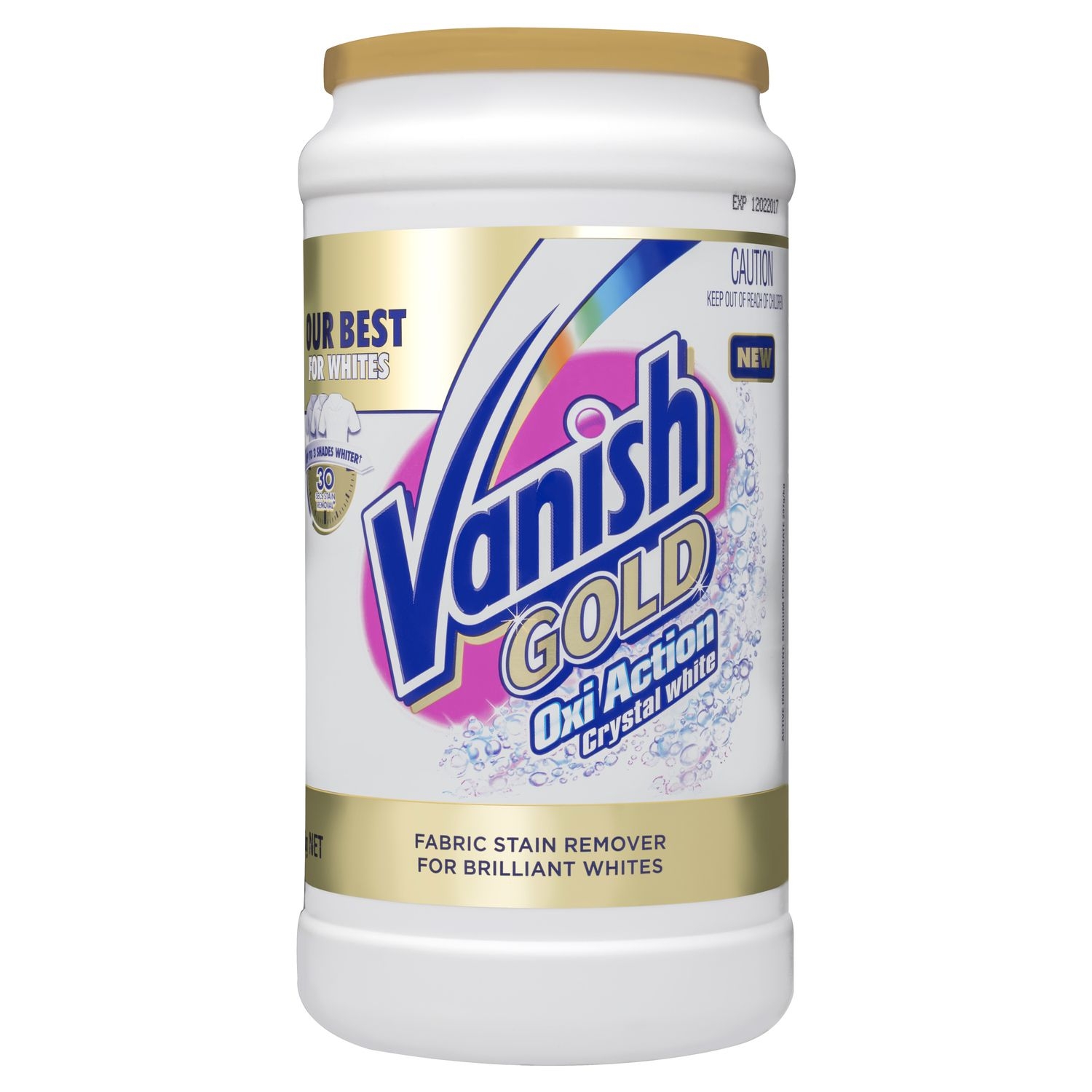 Vanish Gold For Whites Powder Stain Remover Vanish Au