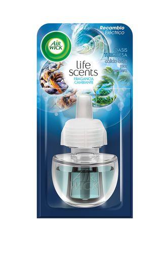 Air Wick® Ambientador Eléctrico - Life Scents™ Oasis Turquesa