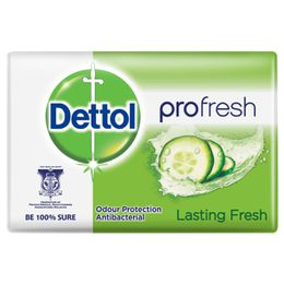 Dettol Antibacterial Lasting Fresh Bar Soap