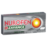 Nurofen Zavance Caplets