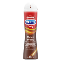 Durex Natural Feeling gel lubrifiant 50ml