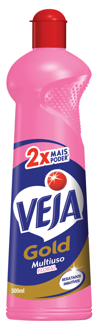 Veja Multiuso Floral Squeeze 500ml