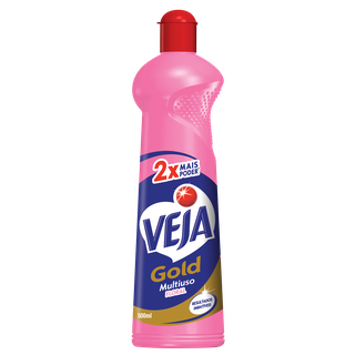 Veja Gold Multiuso Floral Squeeze 500mL