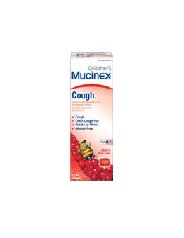 Children's MUCINEX® Cough