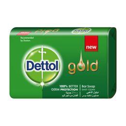 صابون ديتول الذهبي المضاد للبكتيريا  للتنظيف اليومي 120 جم