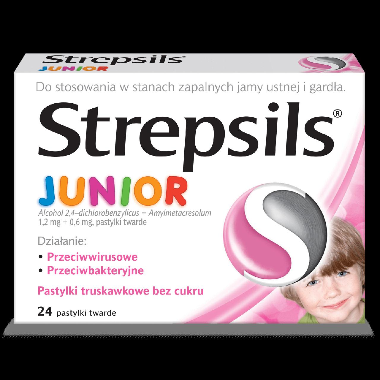 aefafdcdd Strepsils® Junior