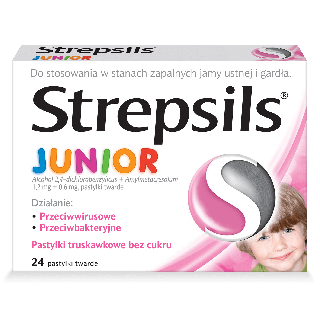 Strepsils Junior