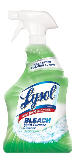 Lysol® Power White & Shine Multi-Purpose Cleaner with Bleach