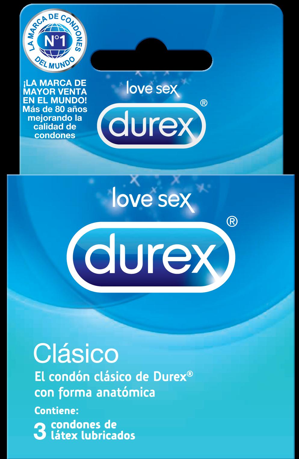 Durex® Clásico