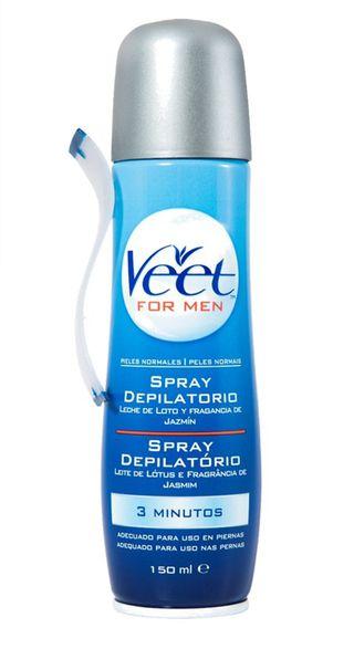 Spray depilatorio Veet for Men - Piel normal