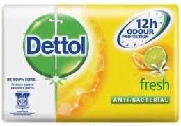 Dettol Antibacterial Fresh Bar Soap