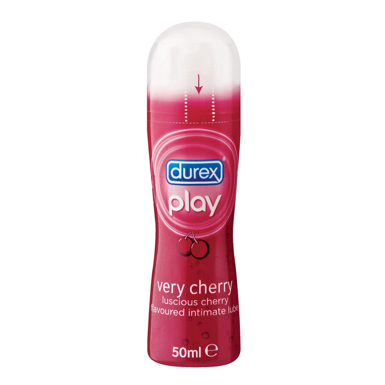 Durex Very Cherry