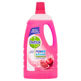 Dettol Power & Fresh Multi-Purpose Cleaner - Pomegranate
