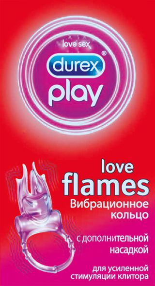 Durex Play Love Flames