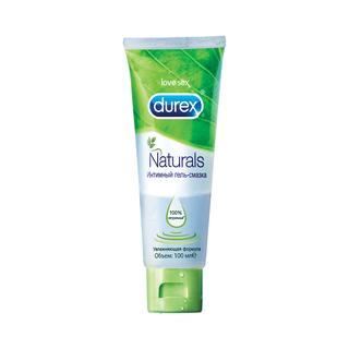 Інтимна гель-змазка Durex Naturals, 100 мл