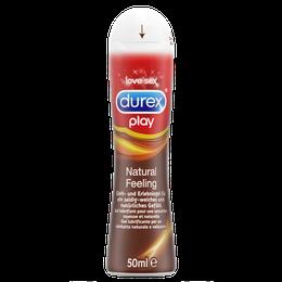 Durex Natural Feeling Gleit und Erlebnisgel 50ml