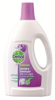 Dettol Disinfectant Laundry Sanitiser Lavender