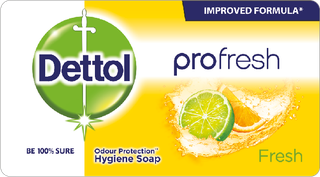 Dettol Soap Profresh Fresh