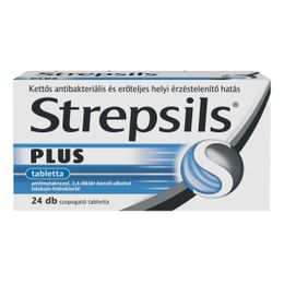 Strepsils Plus tabletta