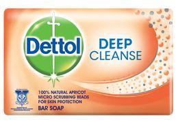 Dettol Deep Cleanse Anti-Bacterial Bar Soap