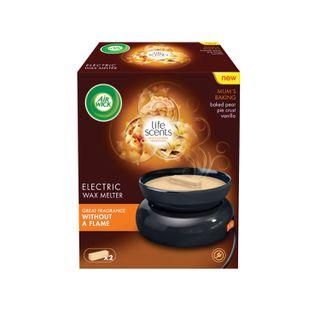 Wax Melts Elektrický Ohřívač Vosku A Voskové Náplně - Vůně Maminčina Koláče