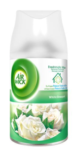 RECARGA FRESHMATIC WHITE BOUQUET