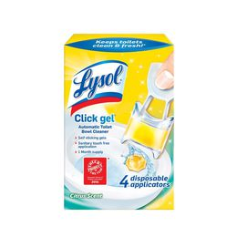 Lysol® Click Gel™ Automatic Toilet Bowl Cleaner