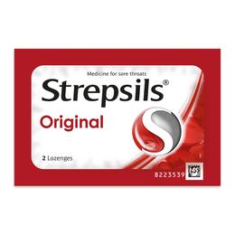 Strepsils Original Lozenges