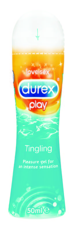 DUREX  PLAY TINGLE LUBE