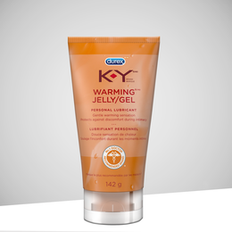 K-Y WARMING® Jelly Personal Lubricant